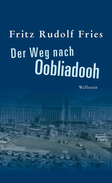 Der Weg nach Oobliadooh - Coverbild