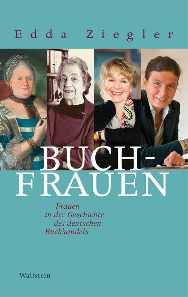 Buchfrauen - Coverbild