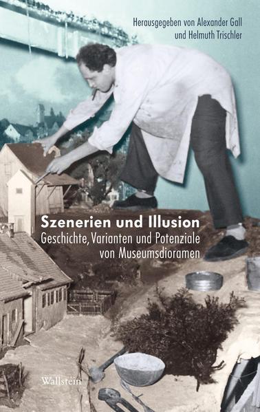 Szenerien und Illusion - Coverbild