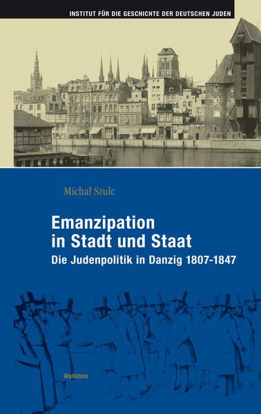 Emanzipation in Stadt und Staat - Coverbild