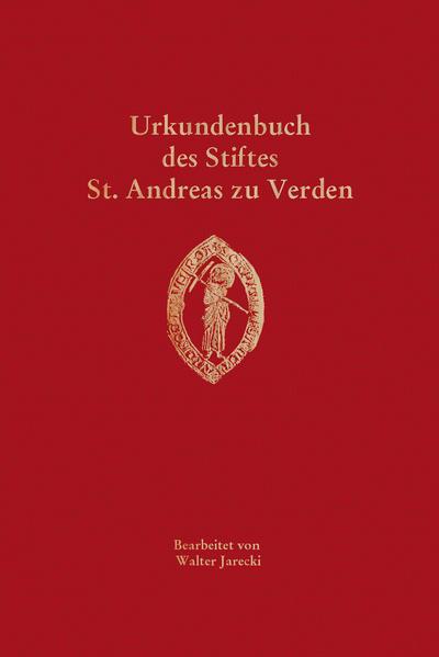Urkundenbuch des Stiftes St. Andreas zu Verden - Coverbild