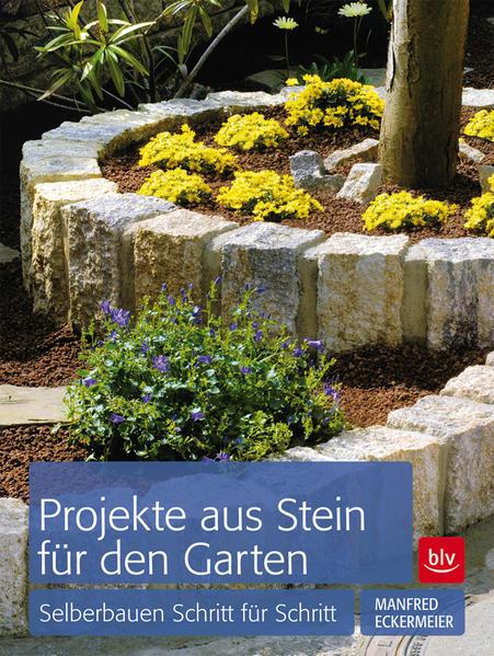 Projekte aus Stein für den Garten - Coverbild