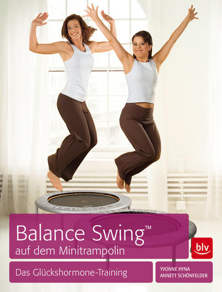 Balance Swing™ auf dem Mini-Trampolin - Coverbild