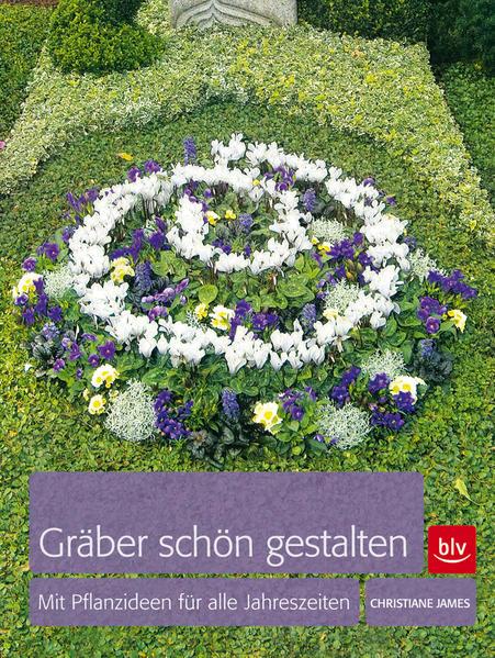 Gräber schön gestalten - Coverbild