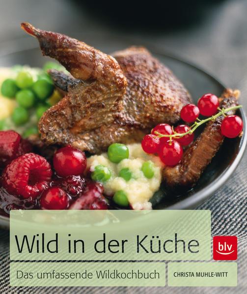 Wild in der Küche   - Coverbild