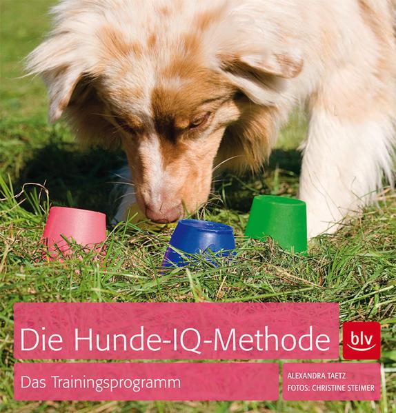 Die Hunde-IQ-Methode - Coverbild