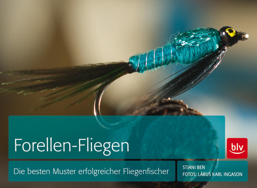 Forellen-Fliegen - Coverbild