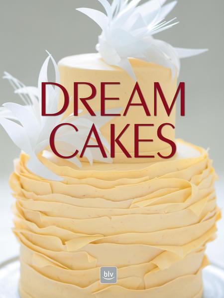 DREAM CAKES - Coverbild