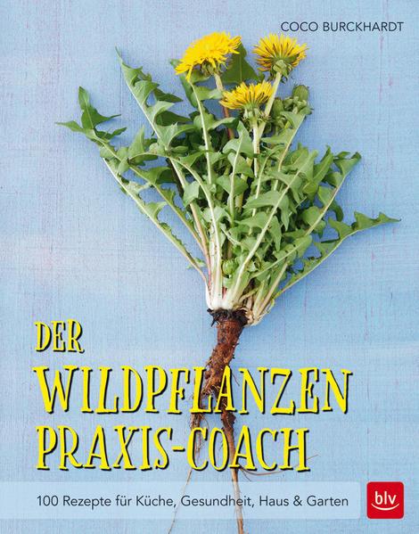Der Wildpflanzen Praxis-Coach - Coverbild