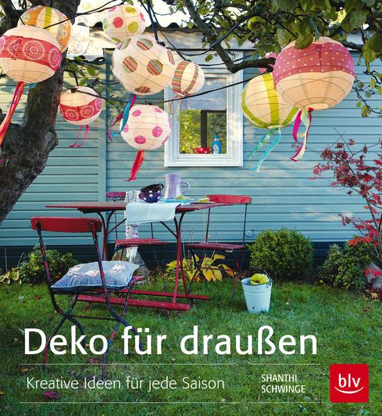 Deko für draußen - Coverbild