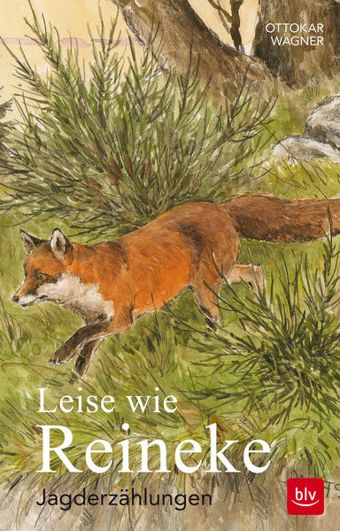 Leise wie Reineke - Coverbild