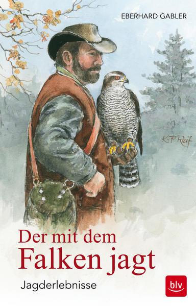 Der mit dem Falken jagt - Coverbild
