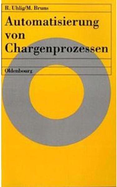 Automatisierung von Chargenprozessen - Coverbild