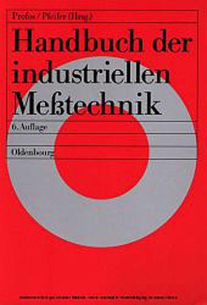 Handbuch der industriellen Messtechnik auf CD - Coverbild