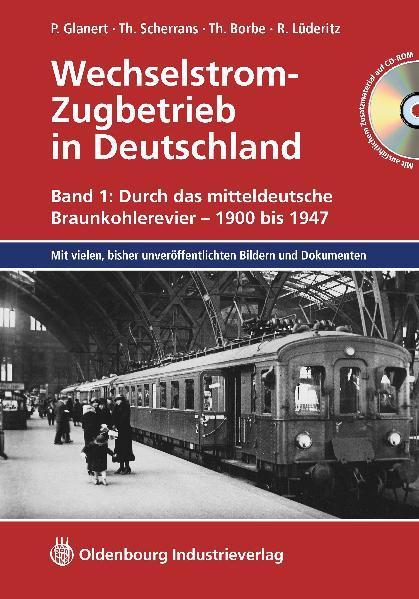 Wechselstrom-Zugbetrieb in Deutschland - Coverbild