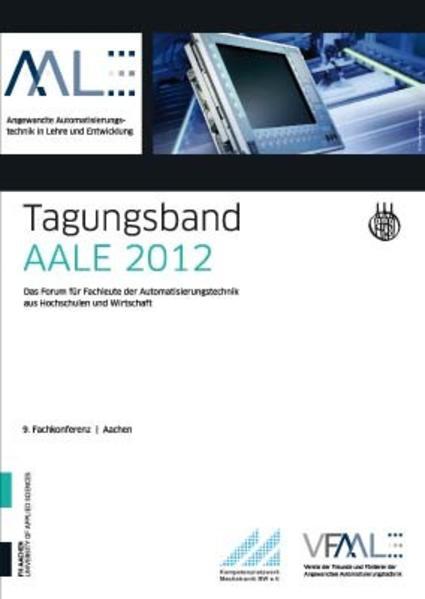 Tagungsband zur AALE-Tagung 2012 - Coverbild