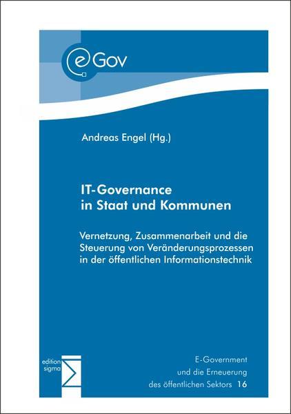 IT-Governance in Staat und Kommunen - Coverbild