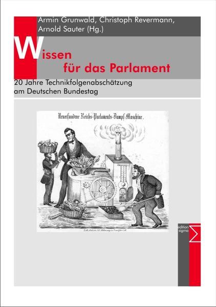 Wissen für das Parlament - Coverbild