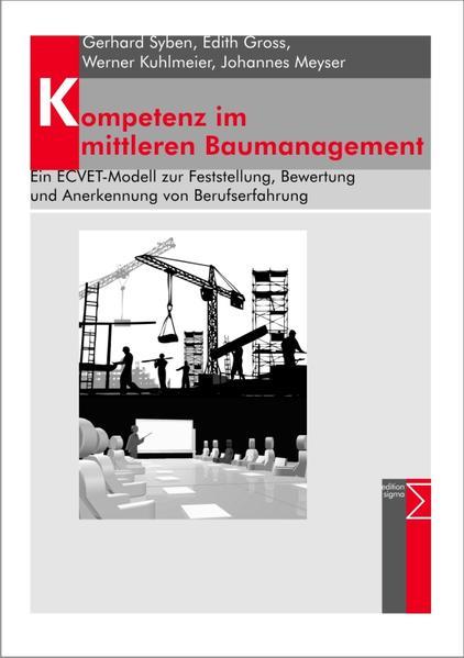 Kompetenz im mittleren Baumanagement - Coverbild