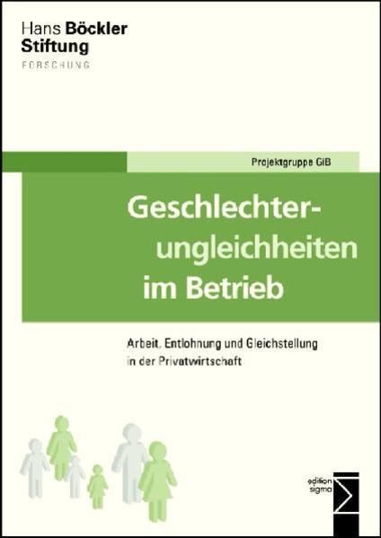 Geschlechterungleichheiten im Betrieb - Coverbild
