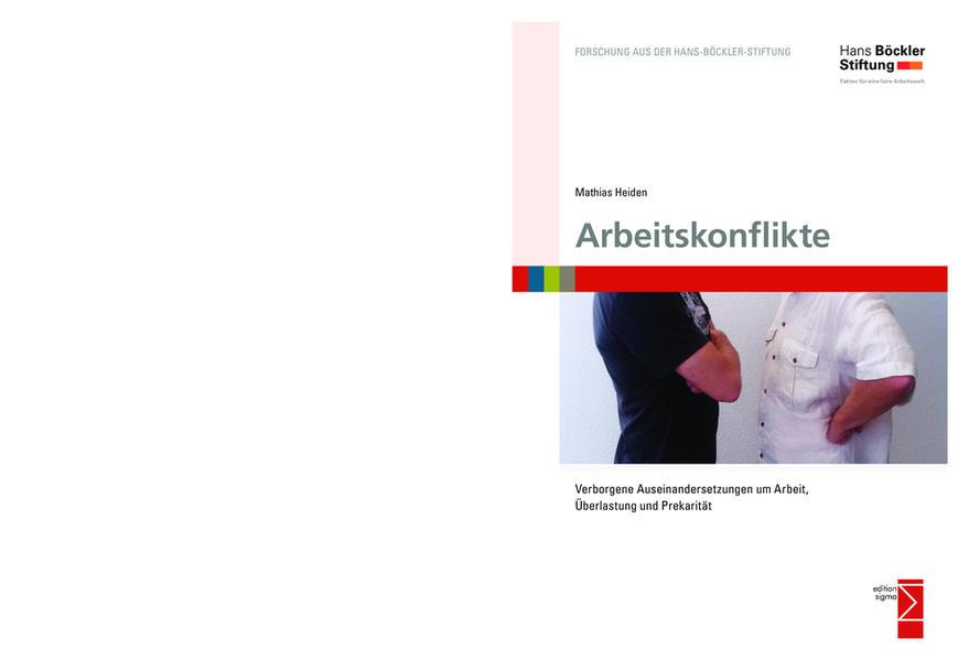 Arbeitskonflikte - Coverbild