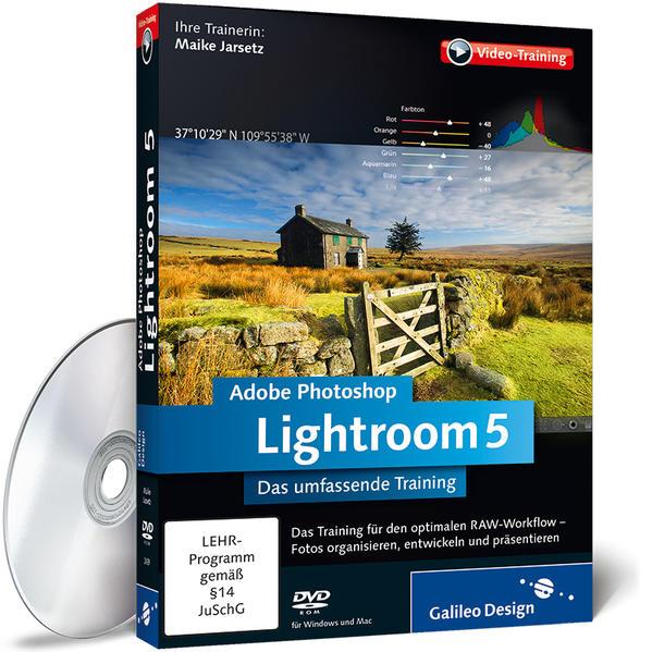 Adobe Photoshop Lightroom 5 - Coverbild