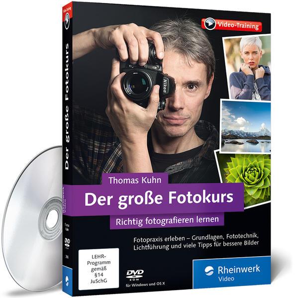 Der große Fotokurs - Coverbild