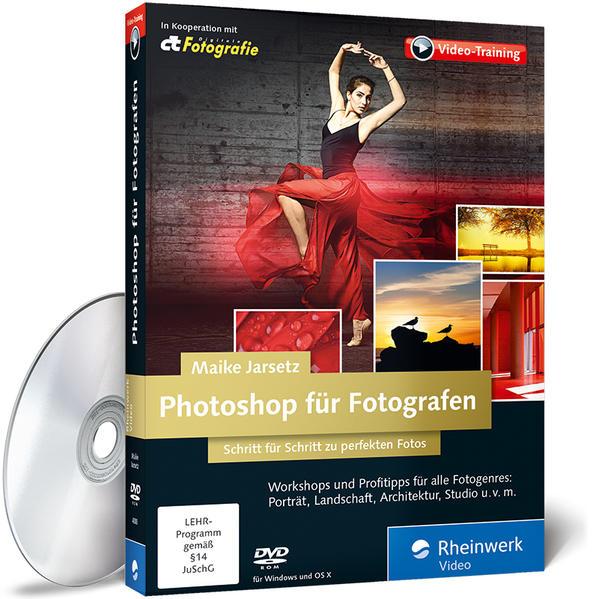 Photoshop für Fotografen - Coverbild