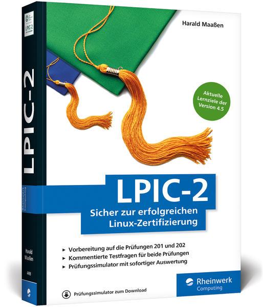 LPIC-2 - Coverbild
