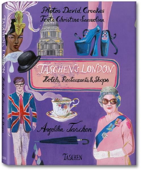 TASCHEN's London - Coverbild