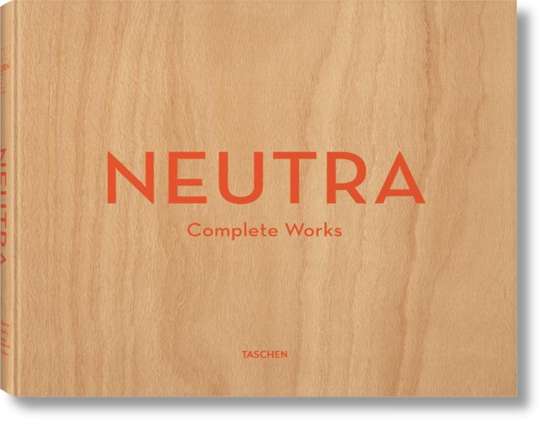Neutra. Complete Works - Coverbild