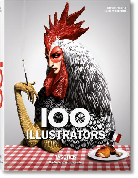 100 Illustrators - Coverbild