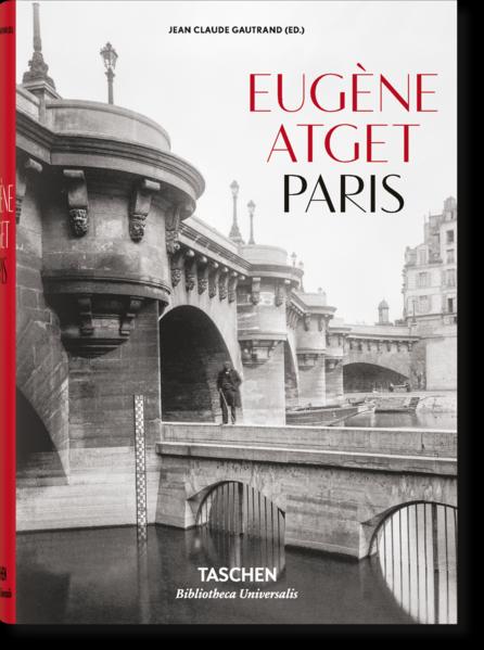 Atget. Paris - Coverbild