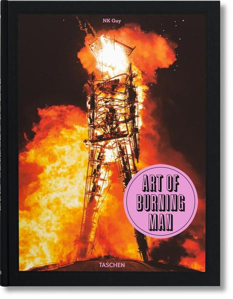 Burning Man - Coverbild