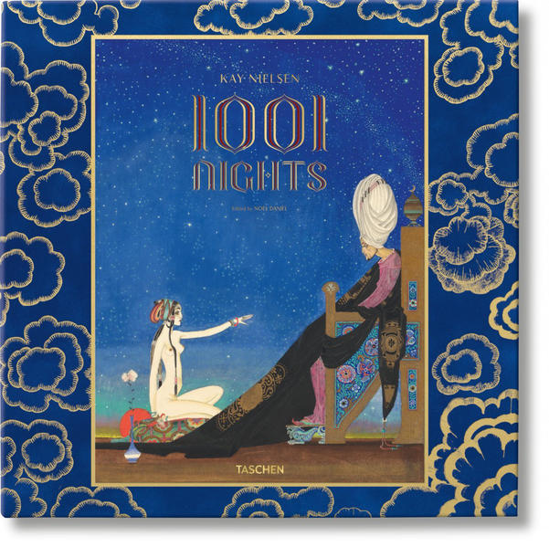 Kay Nielsen's A Thousand and One Nights - Coverbild
