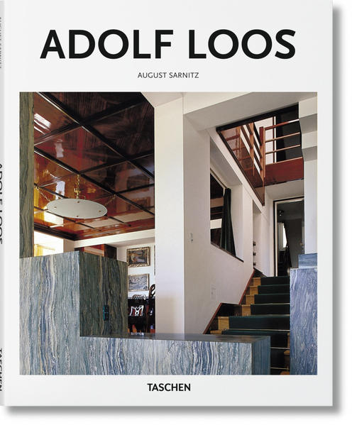 Adolf Loos - Coverbild