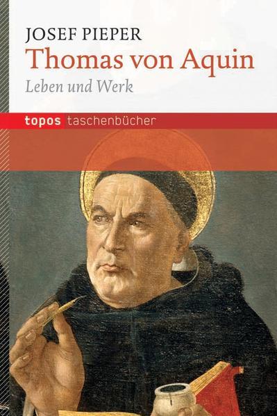 Thomas von Aquin - Coverbild