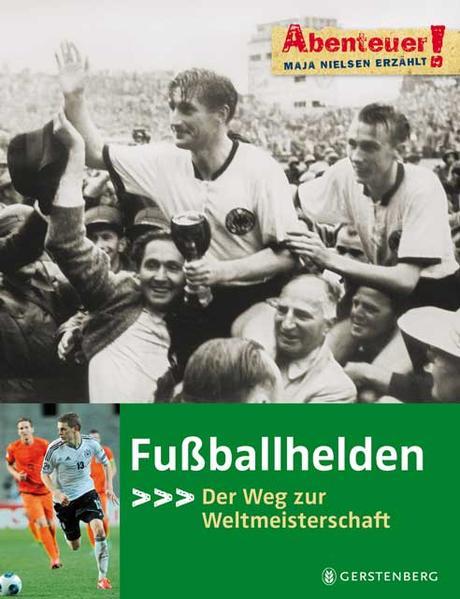 Abenteuer! Fußballhelden - Coverbild