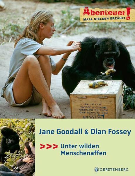 Kostenloses PDF-Buch Abenteuer! Jane Goodall & Dian Fossey