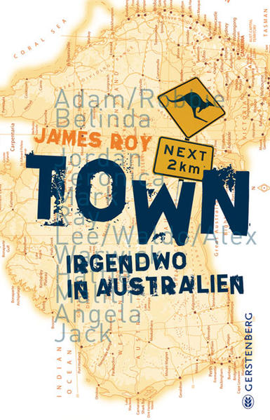 Town - Coverbild