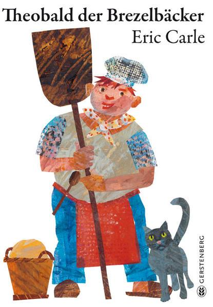 Theobald der Brezelbäcker - Coverbild