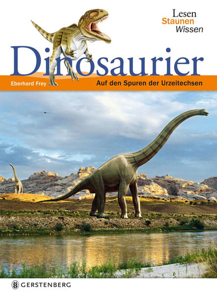 Dinosaurier - Coverbild
