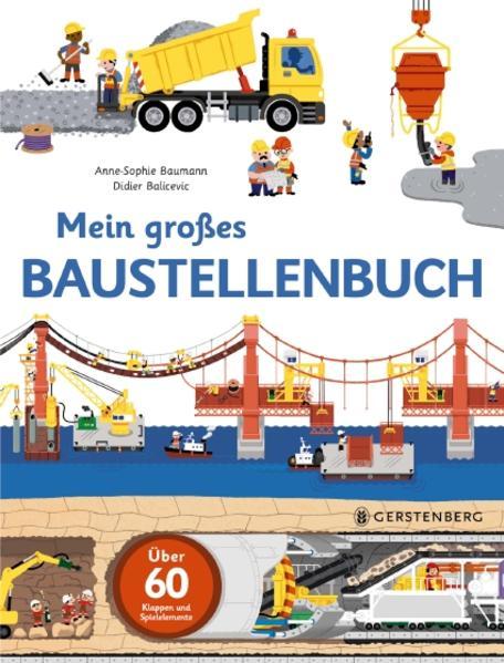 Mein großes Baustellenbuch PDF Herunterladen