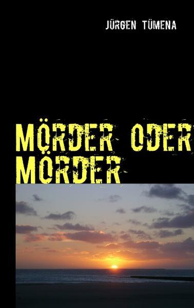 Mörder oder Mörder - Coverbild