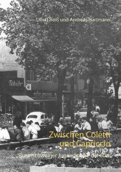 Zwischen Coletti und Capriccio - Coverbild