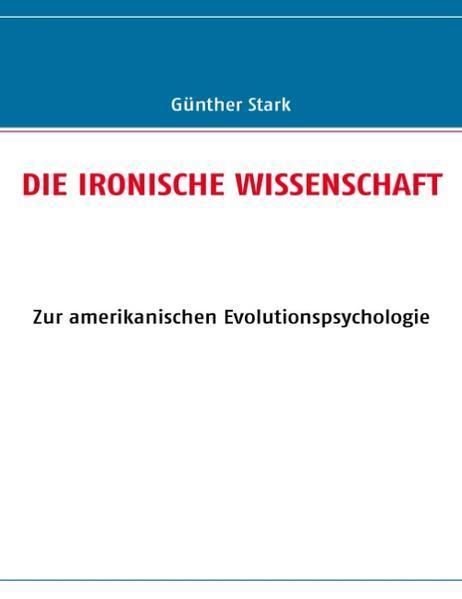 Die ironische Wissenschaft - Coverbild