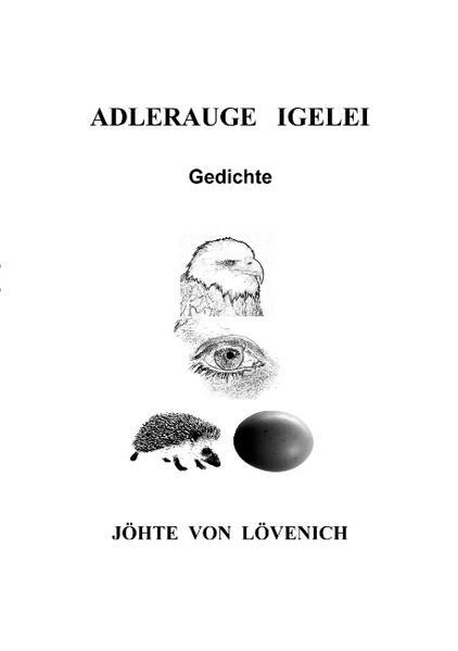 Adlerauge Igelei - Coverbild
