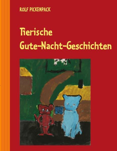 Tierische Gute-Nacht-Geschichten - Coverbild