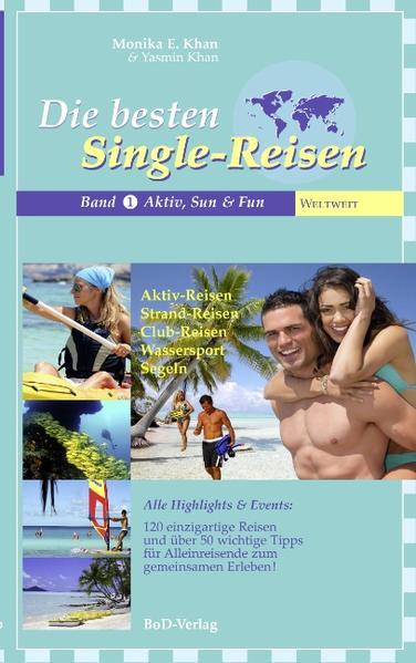 Die besten Single-Reisen - Coverbild