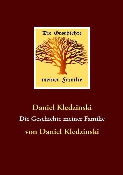 Die Geschichte meiner Familie - Coverbild